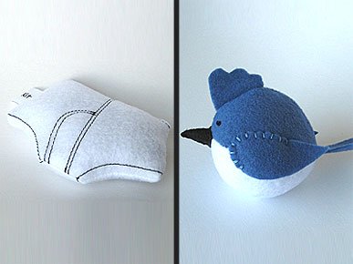Etsy Fave! Rita Russell's Eco-Friendly Toys Are the Purrfect Kitty Distraction