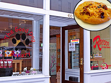 Treats to Try: Puppy Pizza from The Good Dog Bakery
