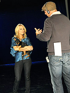 Behind the Scenes: Carrie Underwood's New Pedigree PSA
