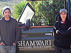 VIDEO: Ethan Zohn and Jenna Morasca Take PEOPLE on Safari