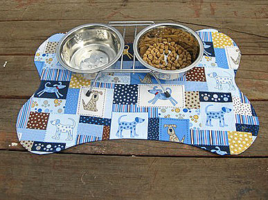 Etsy Fave! Mats to Keep Mealtime Messes in Their Place