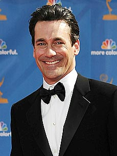 Jon Hamm Cries Watching 'Marley & Me'