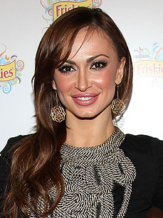 Karina Smirnoff Bonds with Fiance Brad Penny's 'Other Girl'