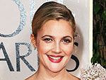 Best Dressed at the Golden Globes! | Drew Barrymore
