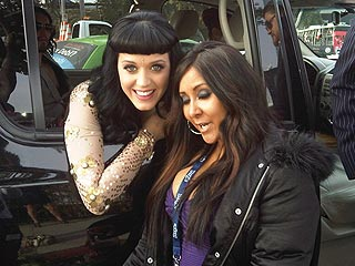 PHOTO: Snooki Is Katy Perry's New Grammy BFF!