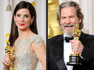 Oscar History Made: Bigelow, Bullock, Bridges Win