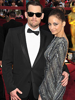 Nicole Richie & Joel Madden Set a (Fake) Wedding Date