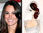 Designers Imagine Kate Middleton's Wedding Gown