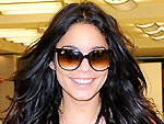 Stars&#39; Airport Style | Vanessa Hudgens