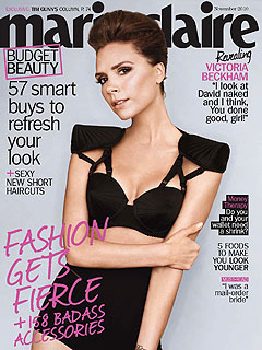 QUOTED: Victoria Beckham's Fixated on Husband's Hot Body – Not His Voice