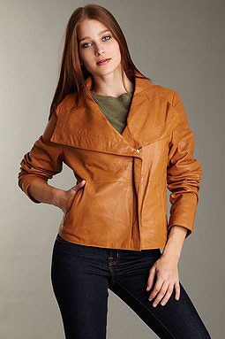 Florence Leather Jacket