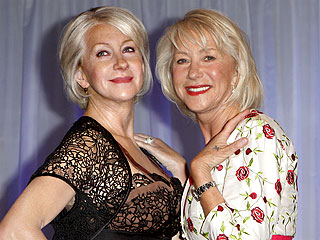 PHOTO: Will the Real Helen Mirren Please Stand Up?