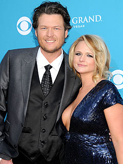 ACM Awards - Miranda Lambert and Blake Shelton