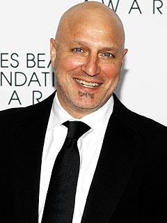 Top Chef's Tom Colicchio Welcomes a Third Son