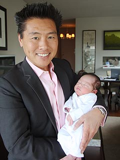 Design Star&#39;s Vern Yip Welcomes a Daughter