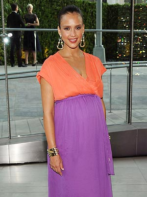 Jessica Alba Gives Birth to Haven Garner
