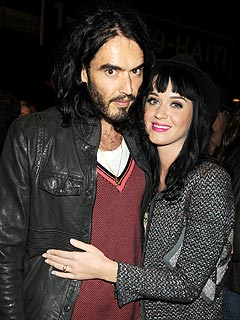 Celeb Sightings: Katy Perry, Russell Brand, Ashton Kutcher, Demi Moore