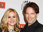 Anna Paquin & Stephen Moyer's Surf & Turf Dinner | Anna Paquin, Stephen Moyer