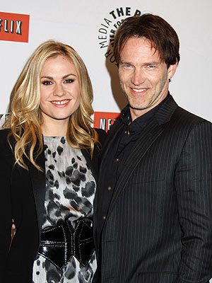 Anna Paquin & Stephen Moyer's Surf & Turf Dinner