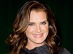Brooke Shields&#39;s Birthday Treat: Customized Butter Cream Cake | Brooke Shields