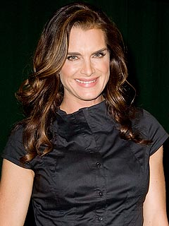 Brooke Shields Throws a Bowling Party with Her Girls