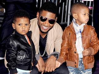 Celeb Sightings: Usher, Naomi Watts, Diane Kruger, Joshua Jackson