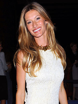 Gisele Bündchen Feasts on Japanese Food in Boston