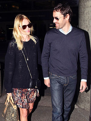 Couples Watch: Kate Bosworth Shows Off Her Director Beau at the Chateau Marmont