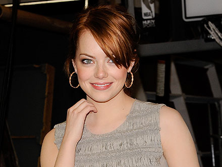 Inside Emma Stone's Super-Social Night at the Chateau