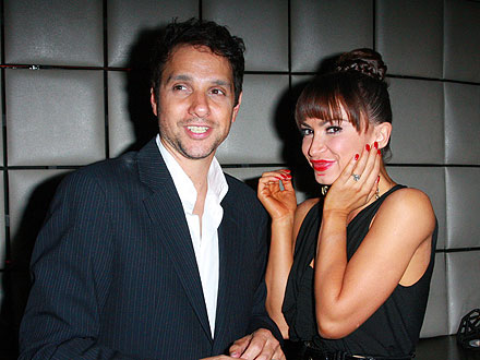 Karina Smirnoff Reunites with a Former DWTS Partner for Dinner
