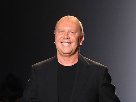 Michael Kors Shares Burgers & Fries with Friends in N.Y.C.