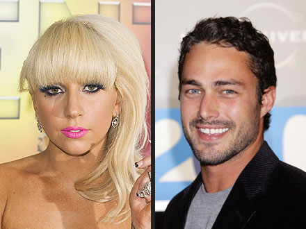 Lady Gaga Packs on the PDA with Taylor Kinney in L.A.