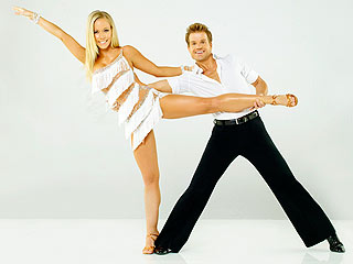 Dancing with the Stars - Kendra Wilkinson and Hank Baskett