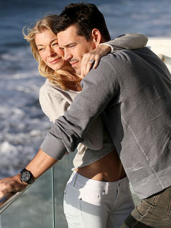 Eddie Cibrian and LeAnn Rimes Head Back to Work