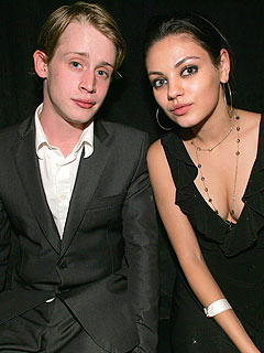 mila kunis and macaulay culkin split. Black Bedroom Furniture Sets. Home Design Ideas
