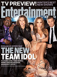 American Idol Will Be All New: Ryan Seacrest, Jennifer Lopez