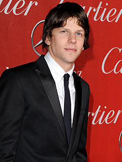 Jesse Eisenberg on Golden Globes 2011