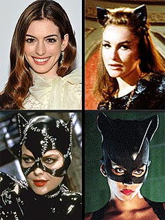 Catwoman: Anne Hathaway joins Eartha Kitt, Michelle Pfeiffer and Halle Berry