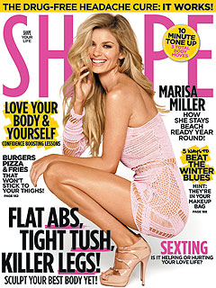 Marisa Miller Confesses to a 'Wild Side'