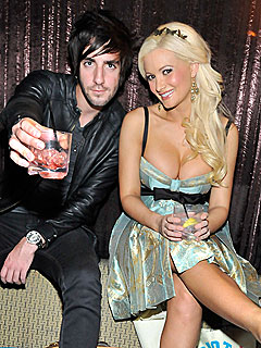 Holly Madison and Boyfriend Jack Barakat Split