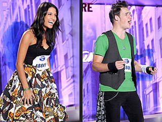 Julie Zorrilla and James Durbin Make Hollywood Round on American Idol