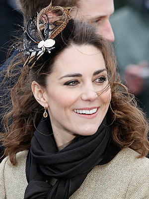 Kate Middleton's Hat Pictures