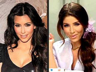 Kim Kardashian Lookalike Old Navy Ad 'Super C-U-T-E'