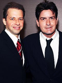 Charlie Sheen Issues a 'Half-Apology' to Jon Cryer