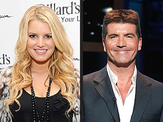 X Factor Judges - Jessica Simpson May Join Simon Cowell