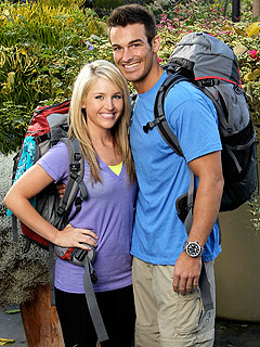 Amazing Race Amanda Blackledge, Kris Klicka Eliminated