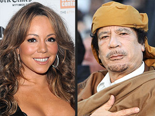 Mariah Carey to Return Gaddafi Family Fee