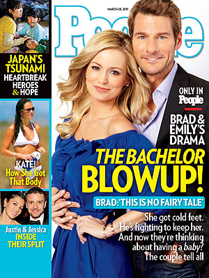 Brad Womack & Emily Maynard: We're Going to Make It