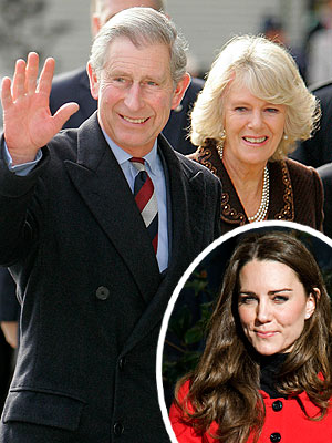Kate Middleton Attends Ballet with Charles and Camilla