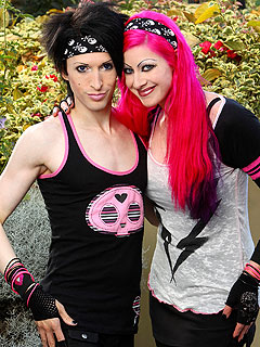Amazing Race's Goths: We Bickered But We're Great